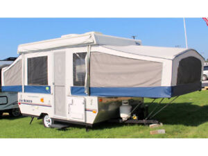 Tente-Roulotte Jayco Jayserie 1007 2006 10 pieds