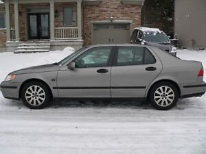 2002 Saab 9-5 AUTO**FULL OPTION**118k km