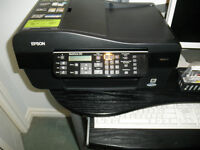 EPSON printer/copier/scanner/fax