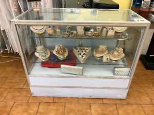 Jewelry display cabinet for just $120