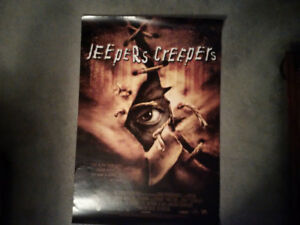 Movie Poster - Jeepers Creepers