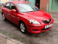 Mazda Mazda3 1.6 Activematic TS AUTOMATIC 1 PREVIOUS OWNER,OCTOBER 2017 MOT
