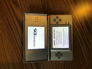 11 games (Two haven't played) and a silver DS