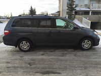 ***2005 Honda Odyssey EXL Minivan-8 PASSENGER-LOADED-LOW KM***