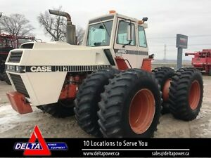 Case 4890 4WD Cab Tractor