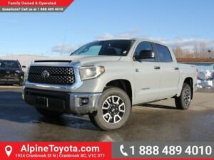 2018 Toyota Tundra SR5 Plus  - Sunroof - Navigation