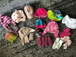 Baby - 24 month size girl summer and winter accessories