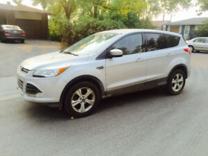 2013 Ford Escape SE EcoBoost 4x4  GREAT ON GAS!