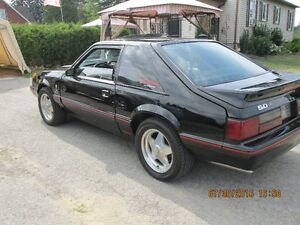***** Ford Muscle 1989 Mustang Fox Body 5.0 LX *****