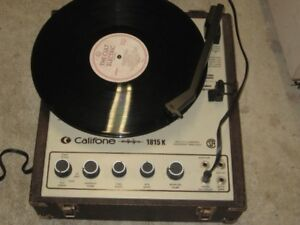 Vintage Turntable  Record Player