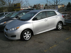 2010 Toyota Matrix   AUTOMATIC REDUCED 8481.00 REDUCED 7995.00 Kitchener / Waterloo Kitchener Area image 2