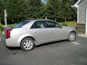 2007 Cadillac CTS sport Berline