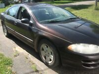 2003 Chrysler Intrepid Sedan
