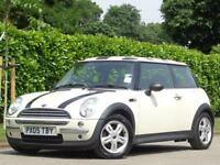2005 MINI ONE 1.4TD D***2 KEYS + GENUINE LOW MILES 96K***