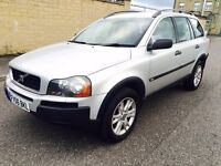 Volvo XC90 2.4D5 185 BHP SE GT 7 Seater Full History Swap P.x Welcome