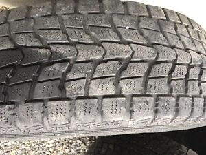 $120.00 for 4 Winter tires with rims