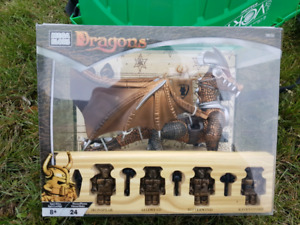 Mega Bloks DRAGONS Dragon Battle Box Set BNIB