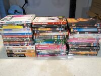 R2 DVD collection, Films & TV Series. 46 in total