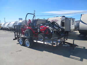 2018 TYM 234 Tractor Package