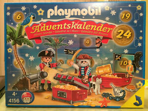PLAYMOBIL Christmas Advent Calendar 4156 Brand New