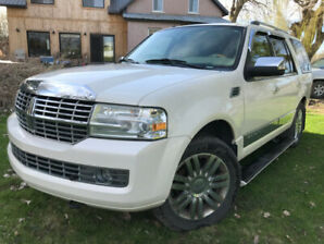 2007 Lincoln Navigator 4wd, Ultimate, 7 passagers