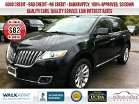 2011 Lincoln MKX | Luxury | AWD | Leather | Panoramic Sunroof