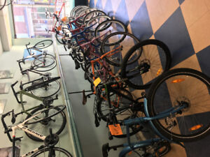 MEGA BICYCLE CLEAROUT SALE