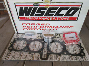 Wiseco R1186 Piston Kit1988-92 Suzuki GSXR