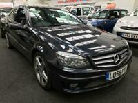 2009 Mercedes-Benz CLC 220 2.2 Diesel Sport Automatic Coupe Diesel Automatic