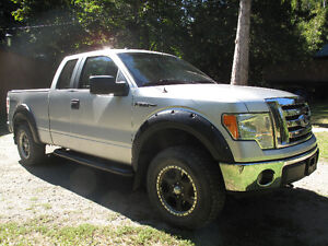 2010 Ford F-150 SuperCab XLT 4X4