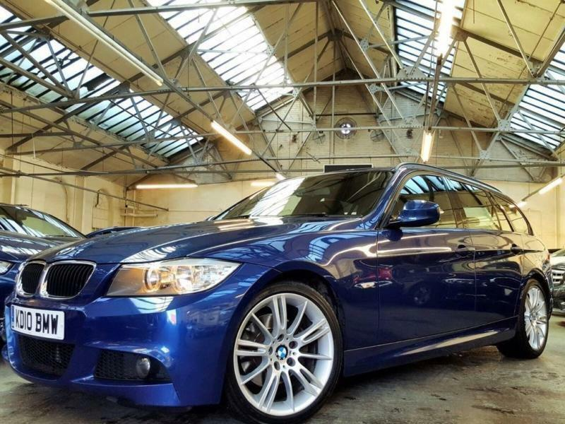 2010 BMW 3 Series 2.0 320d M Sport Business Edition Touring 5dr Diesel