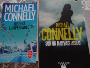 Livres à vendre,  Roman de Michael Connely