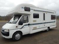 Auto Trail APACHE 700SE, 2005, 6 Berth, 4 Belts, Fiat 2.8D, Awning & Safari Room