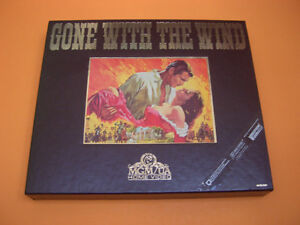 GONE WITH THE WIND COLLECTORS EDITION VHS