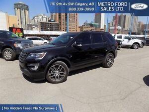 2017 Ford Explorer Sport  - Certified - Navigation - $304.41 B/W