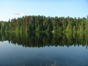 Lake front lot on Nettie Lake - Kirkland Lake
