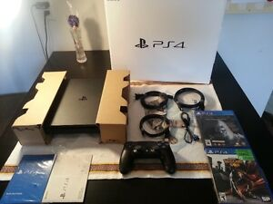 PLAYSTATION PS4 SLIM 500GB & SOME GREAT GAMES IN BOX