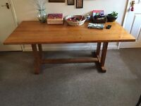 Beautiful Large Wooden Table