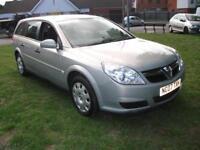 Vauxhall/Opel Vectra 1.8i VVT ( 140ps ) 2007.5MY Life