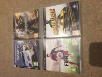 PS3 games bundle for boys