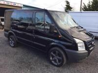 Ford Transit automatic crew van 6 seater with loads of extras