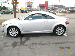 2004 Audi TT Base Coupe (2 door)