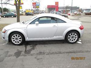 2004 Audi TT Base Coupe (2 door)
