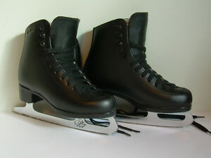 GAM Leather Figure Skates - Size 1-1/2