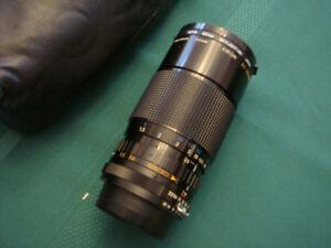 Kiron Camera Lens