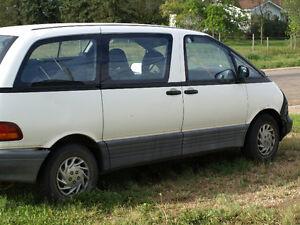 1991 Toyota Other Minivan, Van