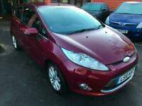 2010 Ford Fiesta 1.4 Zetec 3dr HATCHBACK Petrol Manual