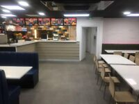 RESTAURANT/TAKEAWAY BUSINESS FOR SALE IN NEWHAM , REF: RB253