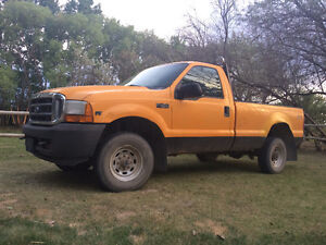 2002 Ford F-250 Super duty 4x4 (price reduced)