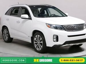 2015 Kia Sorento SX AWD BLUETOOTH TOIT PANO NAVIGATION CUIR CAME